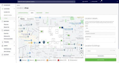 FEG STUDIO MAP